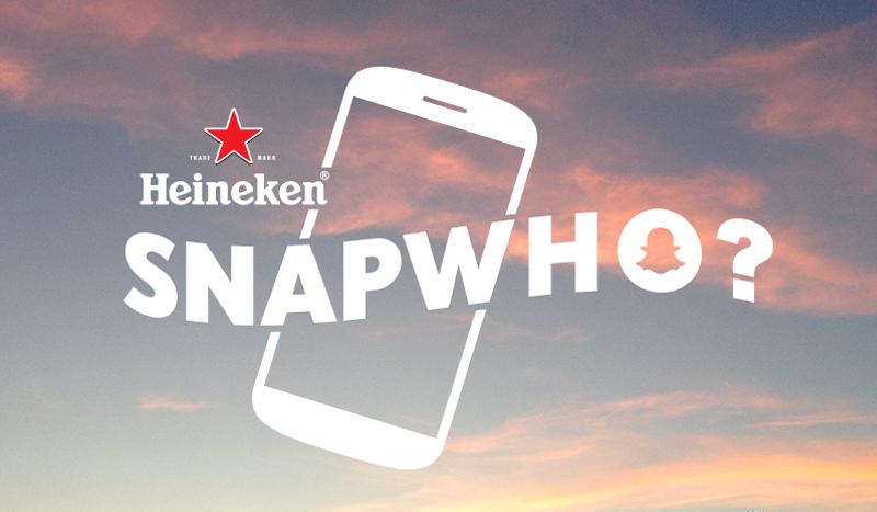 7 kreatywnych iinspirujących kampanii naSnapchacie - Heineken