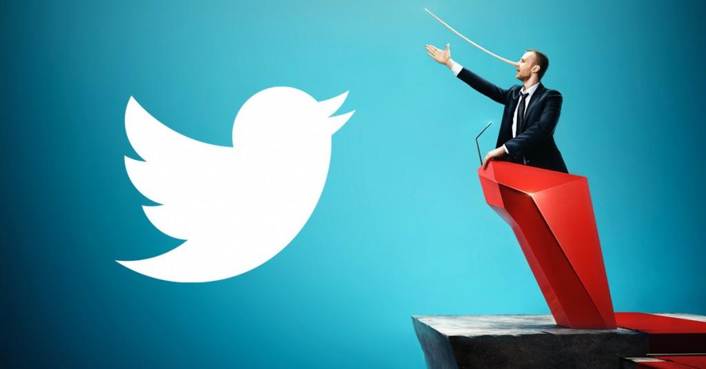 10 najczęściej popełnianych politycznych błędów naTwitterze