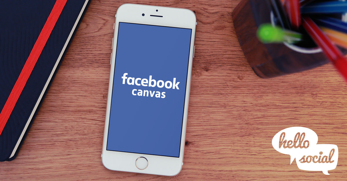 Facebook Canvas - nowy format reklamowy dla ecommerce