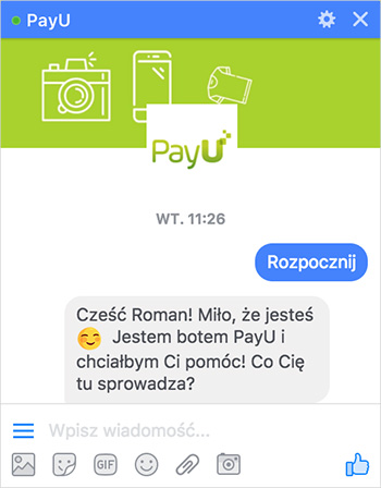 Chatbot - personalizacja