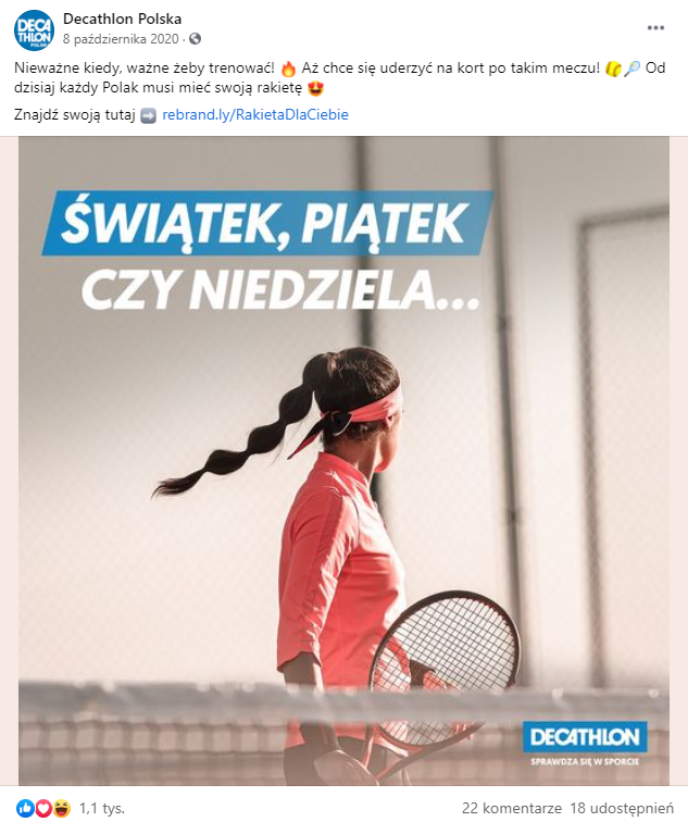 RTM Świątek Decathlon
